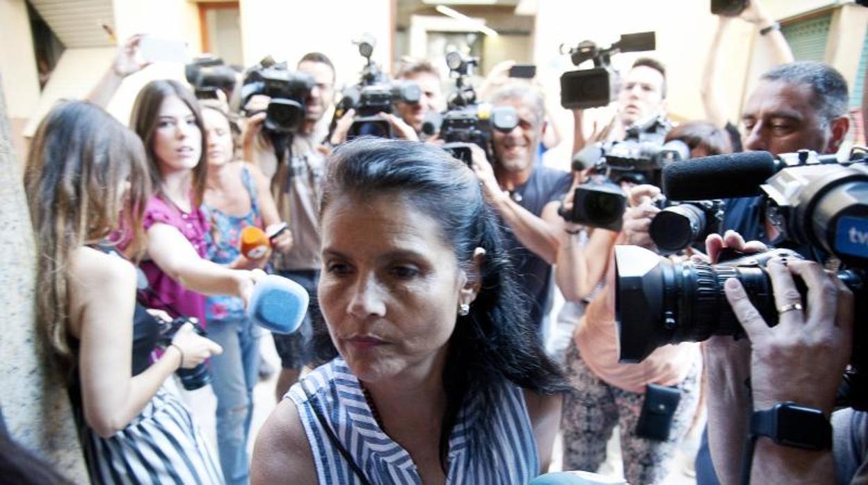 La mujer del doble asesino de Susqueda le ofrece coartada