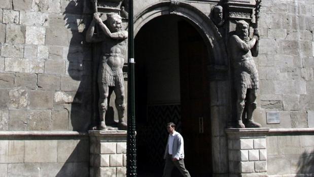 Sede de la Audiencia de Zaragoza, donde se celebrará el juicio a primeros de julio