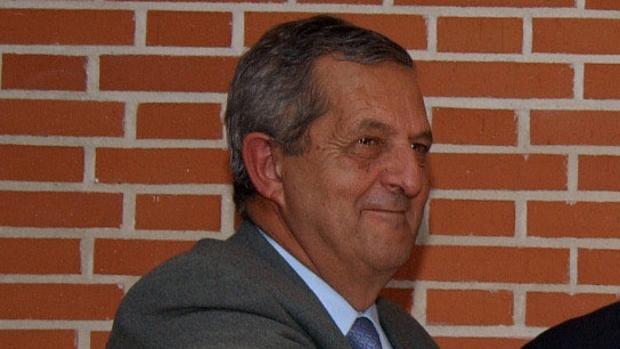 El exdirector general del Medio Natural, Pedro Llorente