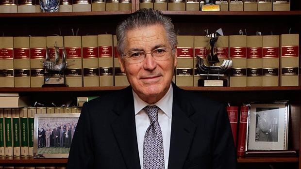 José Luis Meilán Gil falleció esta noche a los 84 años de edad