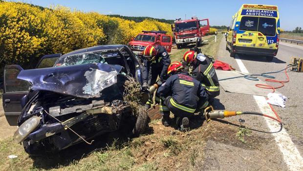 Durante el mes de junio, quince personas han perdido la vida en accidentes de tráfico en Castilla y León