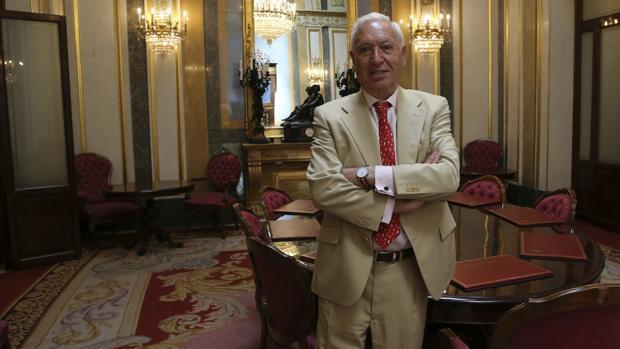 José Manuel García-Margallo, candidato a presidir el PP