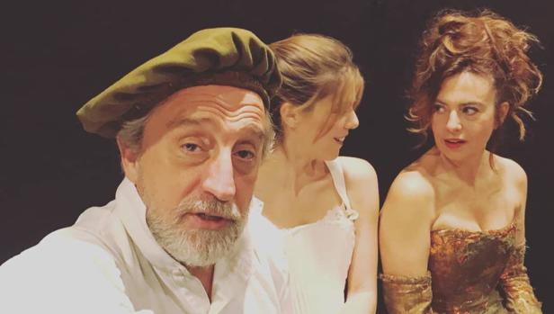 Gonzalo de Castro, Manuela Velasco y Lola Baldrich, protagonistas de esta obra