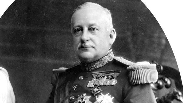 El general Miguel Primo de Rivera, en 1928