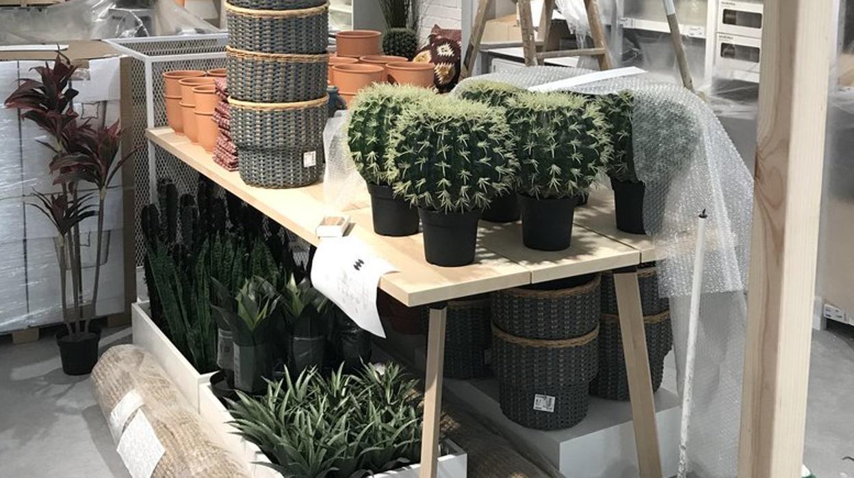 ikea abre una nueva tienda urbana en goya. Black Bedroom Furniture Sets. Home Design Ideas