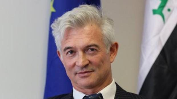 El embajador de la UE en Irak acusa a ABC de impulsar una nueva guerra en el país