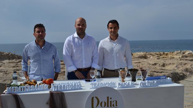 Imagen de la Muestra de enoturismo y Gastronomía Dolia