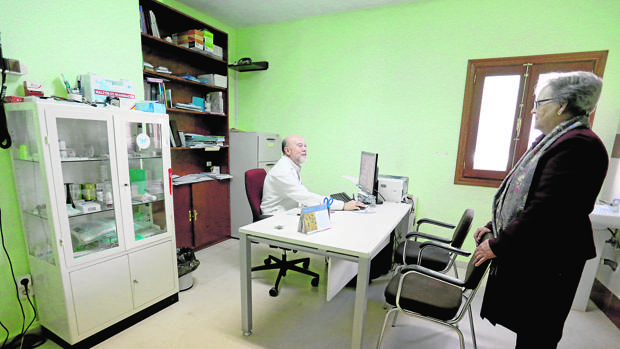 Consultorio de Atención Primaria en un municipio de la provincia de Valladolid