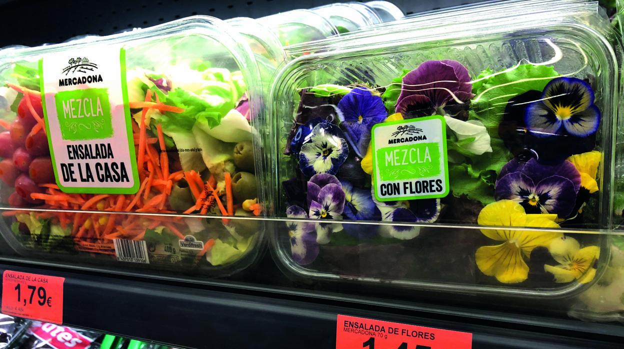 Ensalada De Flores Comestibles La Novedad Que Arrasa Este Verano En