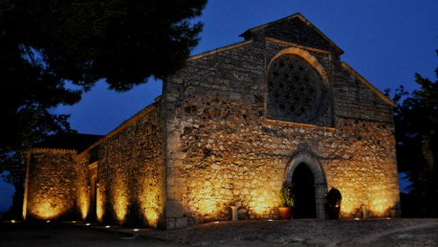 La Ermita de Alarcos volverá a ser el escenario para los conciertos nocturnos de música antigua