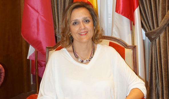 Soledad de Frutos es alcaldesa de La Puebla de Montalbán desde mayo de 2015