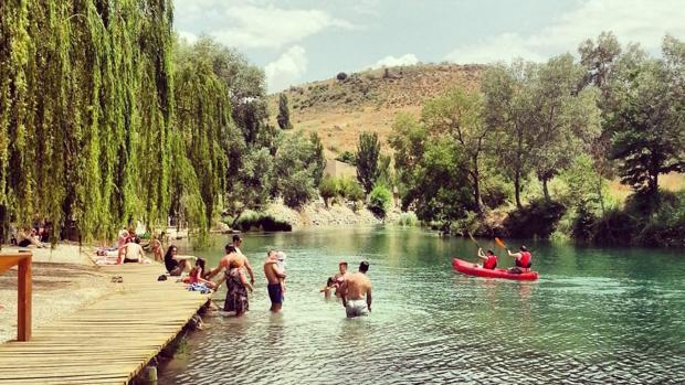 El nuevo parque fluvial ayudará a Guadalajara sea un referente en turismo de naturaleza