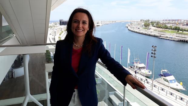 Amelia Navarro, vicepresidenta del Club de Empresas Responsables y Sostenibles de la Comunidad Valenciana
