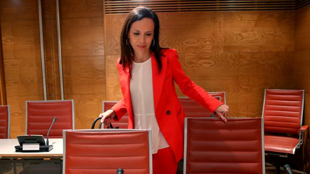 Beatriz Corredor, en el Senado