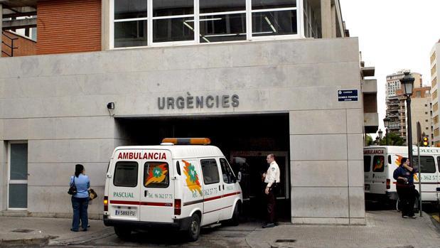 Imagen de archivo del Hospital Clínico de Valencia