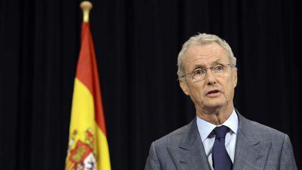 Morenés será relevado como embajador de EE.UU.
