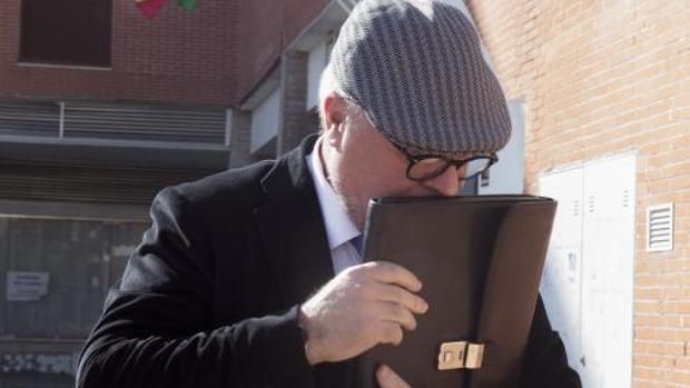 El comisario García Castaño fue detenido porque tenía datos reservados del caso