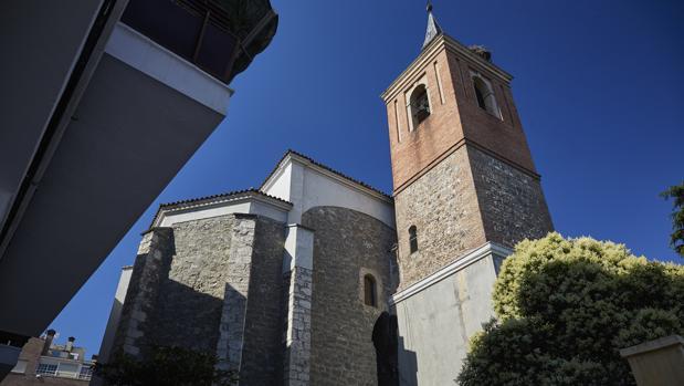 Parroquia San Andrés Apóstol, Villaverde Alto