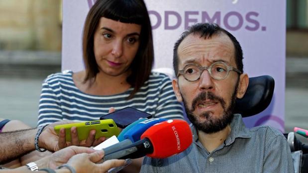 Podemos intenta utilizar el caso Corinna contra el PSOE y la Corona