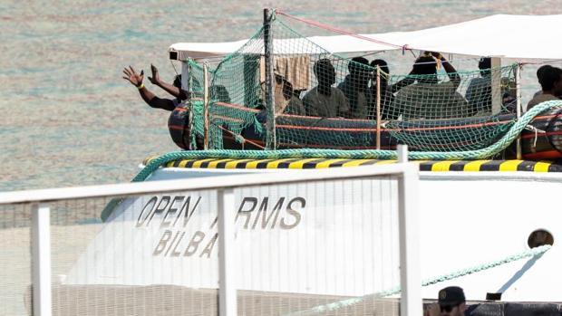 El PP exige a Sánchez que aclare la situación judicial de los pasajeros del barco Open Arms