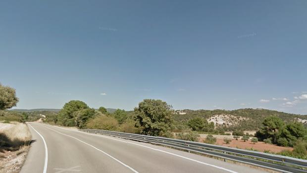 Carretera CM-210, km19 La Frontera (Cuenca)