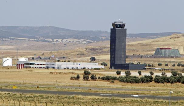 Infraestructuras del aeropuerto de Ciudad Real