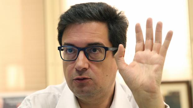 Óscar López será el próximo presidente de Paradores