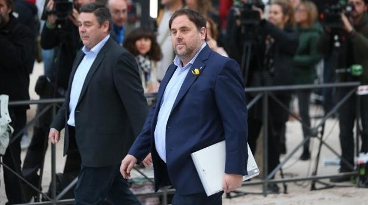 La Fiscalía se opondrá hoy a la libertad de los cinco diputados suspendidos por riesgo de fuga