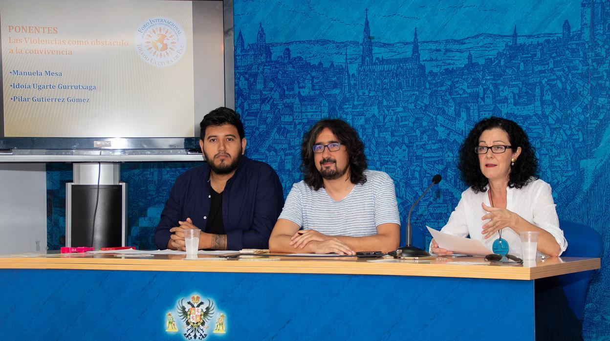 Manuela Carmena será premiada en el I Foro «Toledo Cultura de Paz»
