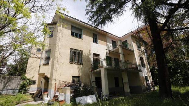 Estado de la casa de Vicente Aleixandre