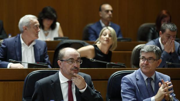 Los funcionarios cargan contra la Ley nacionalista de Aragón: es una «aberración jurídica»