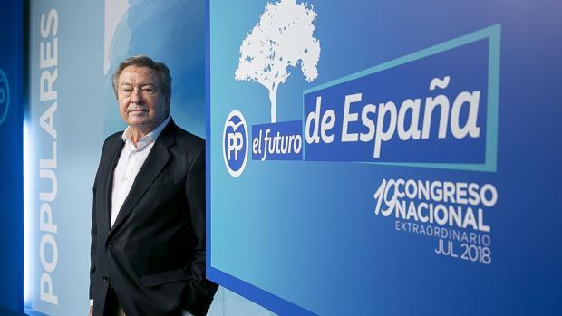 «El futuro de España», lema del congreso del PP