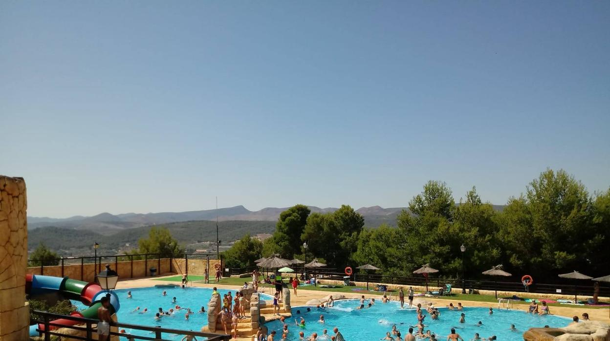 Cinco piscinas para refrescarse este verano en la Comunidad Valenciana