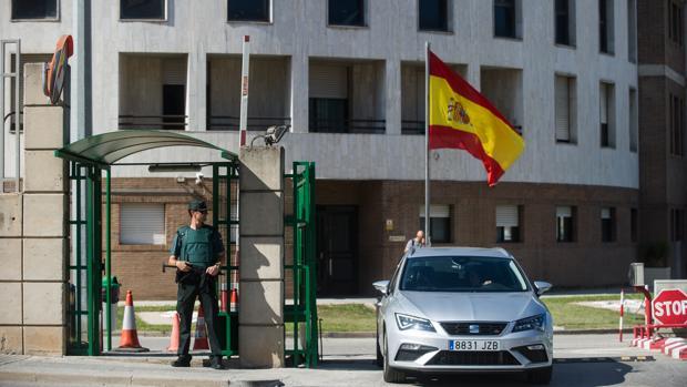 Cuartel de la Guardia Civil en Sant Andreu de la Barca (Barcelona)
