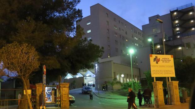 Imagen de archivo del Hospital de Alicante