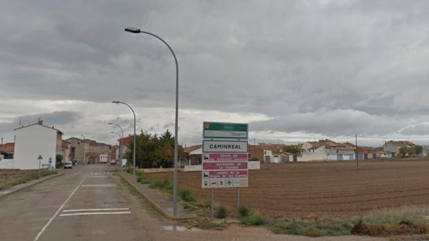 Vista de Caminreal (Teruel), que desde hace unos días también usa este rumbero método contra los cacos