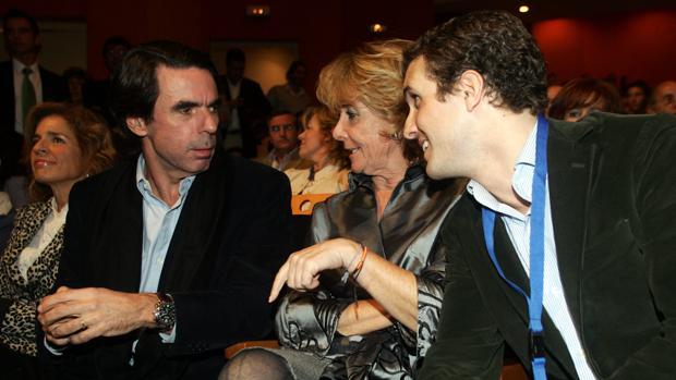 Hemeroteca: Pablo Casado se reúne hoy con Aznar   Autor del artículo: Finanzas.com