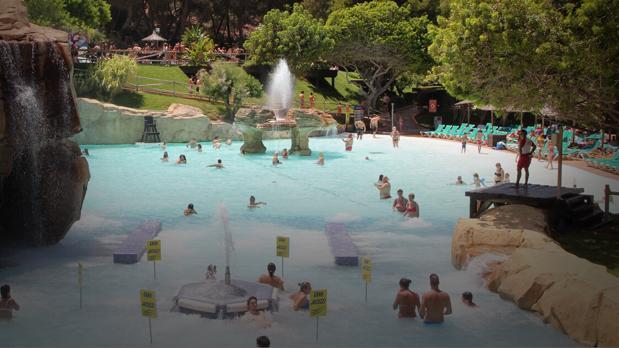 Imagen de una de las zonas del parque tomada de su página web