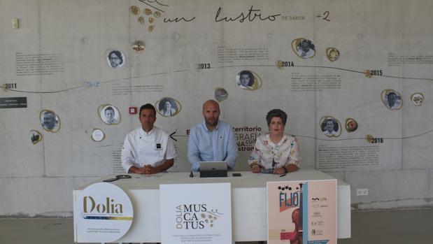 Imagen del acto de presentación de las actividades de verano del Auditori Teulada Moraira