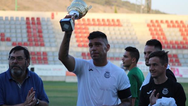 El Conquense perdió 0-5 ante el Getafe en el Trofeo Diputación de Cuenca