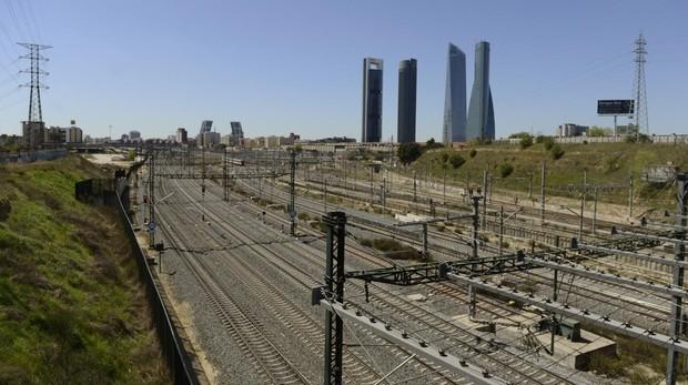 La nueva operación Chamartín tendrá el rascacielos más grande de España