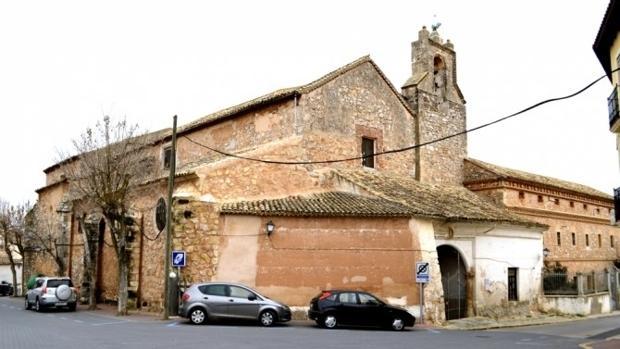 Convento de los franciscanos en San Clemente (Cuenca)