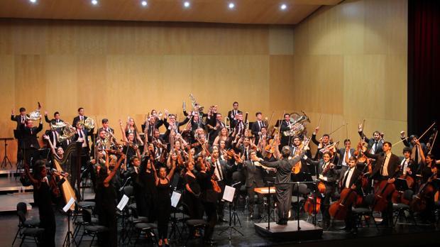 Una actuación en el festival FIJO en el Auditori Teulada Moraira