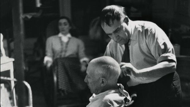 Las joyas del barbero de Picasso viajarán hasta un museo de China