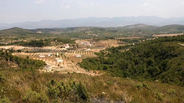 Imatge de camins amb necesitats d'obres agrícoles