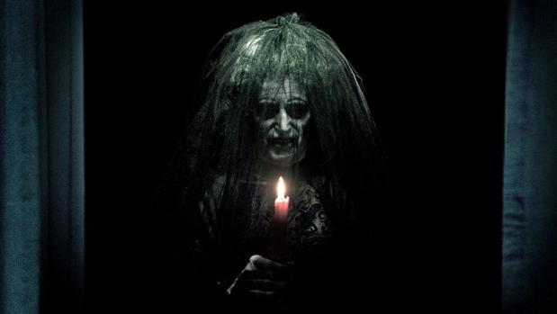Escena de una de las películas de terror que se proyectará en Valdepeñas