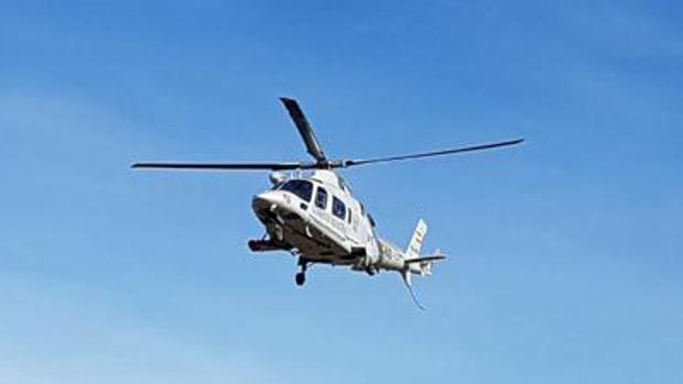 El médico desplazado al lugar ha confirmado la muerte del piloto