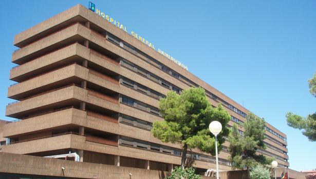 Exterior del Hospital General de Albacete
