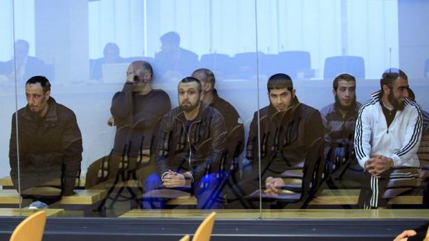 Juicio en la audiencia nacional a una célula dedicada a captar a yihadistas para combatir en Siria