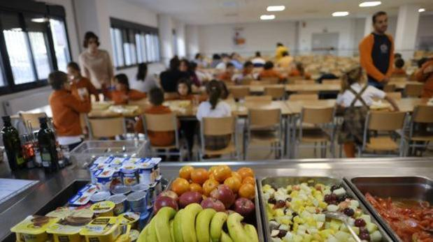 Castilla la mancha abrir 14 comedores escolares nuevos el for Comedores castilla y leon